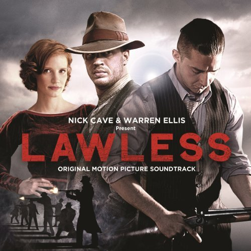Lawless Soundtrack Import Eu