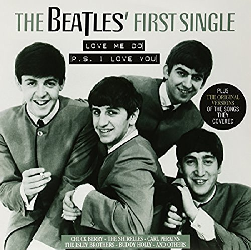 Beatles' First Single Love Me Do Beatles' First Single Love Me Do Import Eu