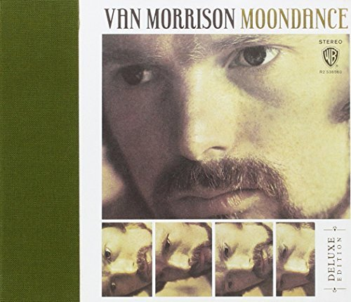 Van Morrison Moondance Blu Ray Super Delux Deluxe Ed. 4 CD Incl. Blu Ray