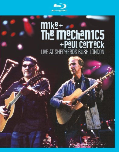 Mike & The Mechanics Live At Shephards Bush Blu Ray