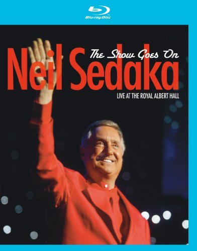 Neil Sedaka Live At The Royal Albert Hall Blu Ray