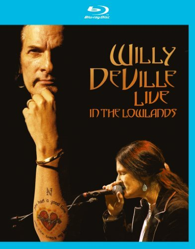 Willy Deville Live In The Lowlands Blu Ray
