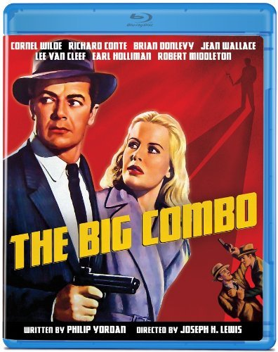 Big Combo (1955) Wilde Conte Donlevy Blu Ray Ws Nr