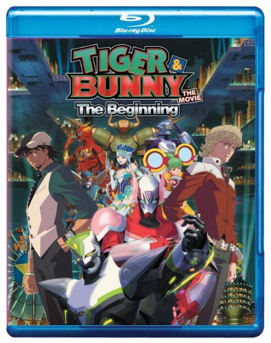 Tiger & Bunny Movie Beginning Tiger & Bunny Movie Beginning Blu Ray Nr