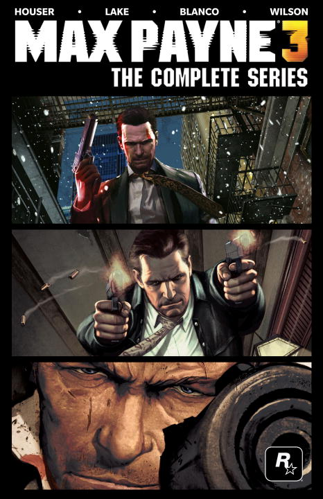 Dan Houser Max Payne 3 The Complete Series