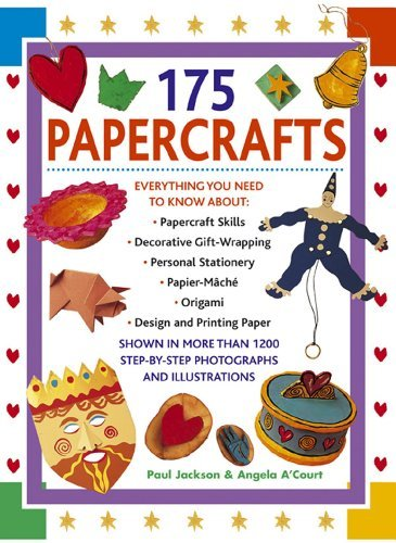 Paul Jackson Best Ever Book Of Paper Fun & Amazing Origami Everything You Need To Know About Papercraft Ski