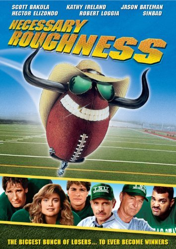 Necessary Roughness Necessary Roughness DVD Pg13