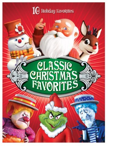 Classic Christmas Favorites Classic Christmas Favorites DVD Nr