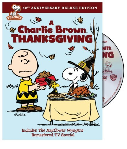 Peanuts Charlie Brown Thanksgiving DVD Nr Ws
