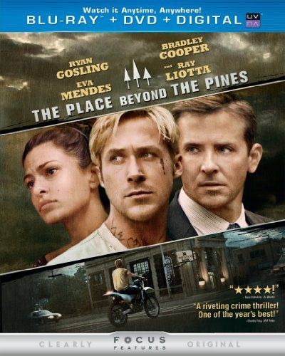 Place Beyond The Pines Gosling Mendes Cooper Liotta DVD Dc Uv R