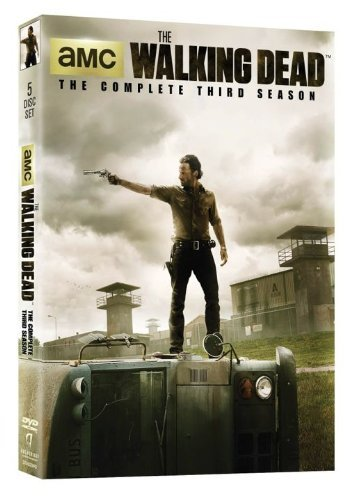 Walking Dead Season 3 Blu Ray Nr Limited Edition Fish Tank