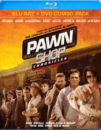 Pawn Shop Chronicles Pawn Shop Chronicles Blu Ray Ws R DVD