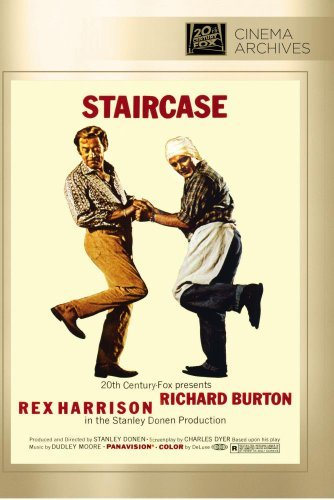 Staircase Staircase DVD Mod This Item Is Made On Demand Could Take 2 3 Weeks For Delivery