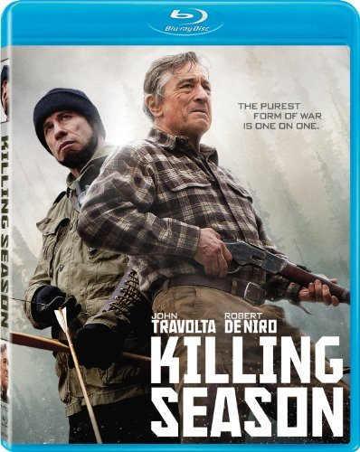 Killing Season Deniro Travolta Blu Ray Ws R