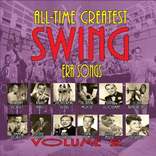All Time Greatest Swing Era So Vol. 2 All Time Greatest Swing 3 CD