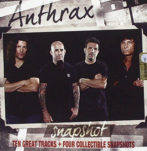 Anthrax Snapshot Anthrax Digipak Incl. Photos