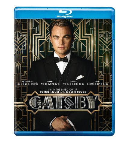 Great Gatsby (2013) Dicaprio Maguire Mulligan Blu Ray DVD Pg13