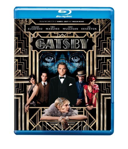 Great Gatsby (2013) 3d Dicaprio Maguire Mulligan Blu Ray Ws Pg13 Incl.Br DVD