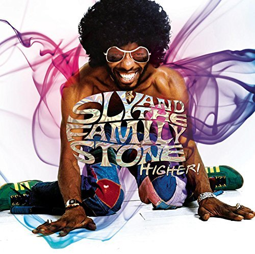 Sly & The Family Stone Higher! Box Set 4 CD