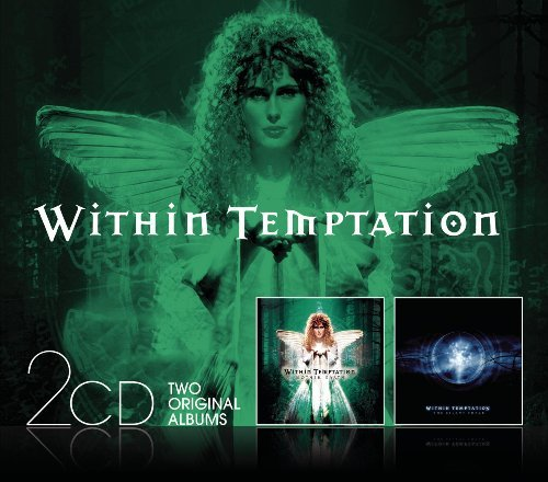 Within Temptation Mother Earth The Silent Force Import Eu 2 CD
