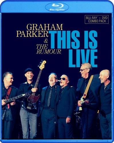 Graham & The Rumour Parker This Is Live Blu Ray Ws Incl. DVD