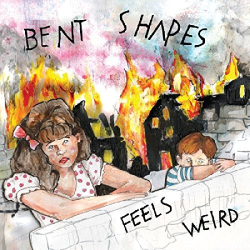 Bent Shapes Feels Weird Digipak
