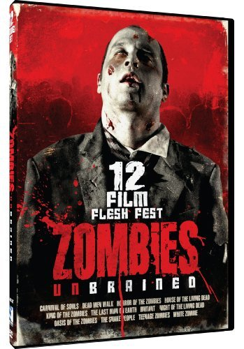 Zombies Unbrained 12 Film Fles Zombies Unbrained 12 Film Fles R 3 DVD
