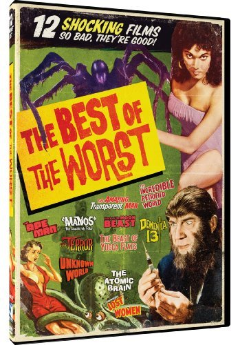 Best Of The Worst 12 Horror Mo Best Of The Worst 12 Horror Mo Nr 3 DVD