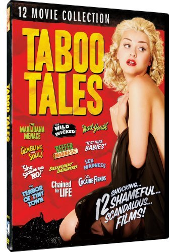 Taboo Tales 12 Movie Collectio Taboo Tales 12 Movie Collectio Nr 3 DVD