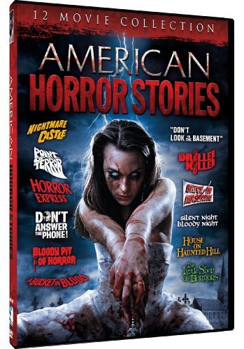 American Horror Stories 12 Mov American Horror Stories 12 Mov R 3 DVD