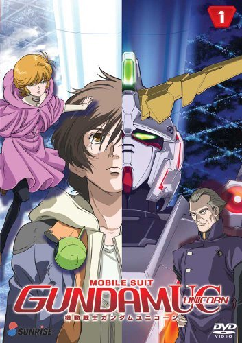 Part 1 Mobile Suit Gundam Unicorn 13