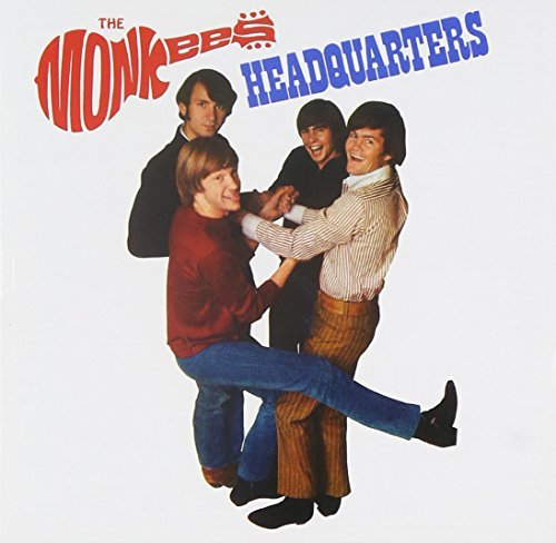 Monkees Headquarters Deluxe Ed. 2 CD