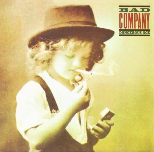 Bad Company Dangerous Age & Holy Water Deluxe Ed. 2 CD