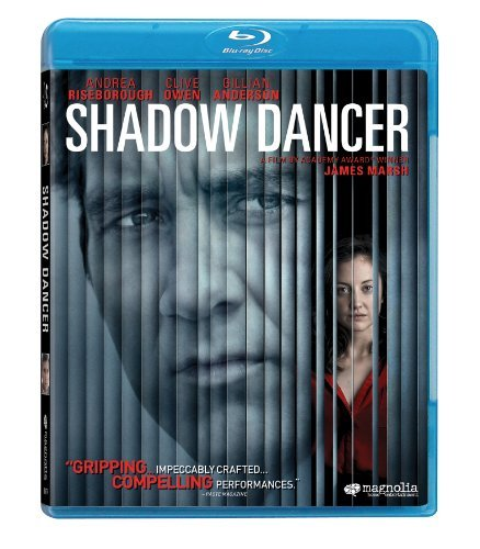 Shadow Dancer Owen Anderson Riseborough Blu Ray Ws R