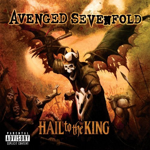 Avenged Sevenfold Hail To The King (cd Single) Explicit Version