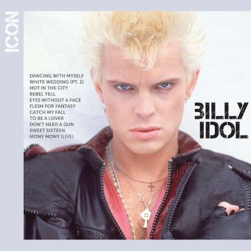 Billy Idol Icon