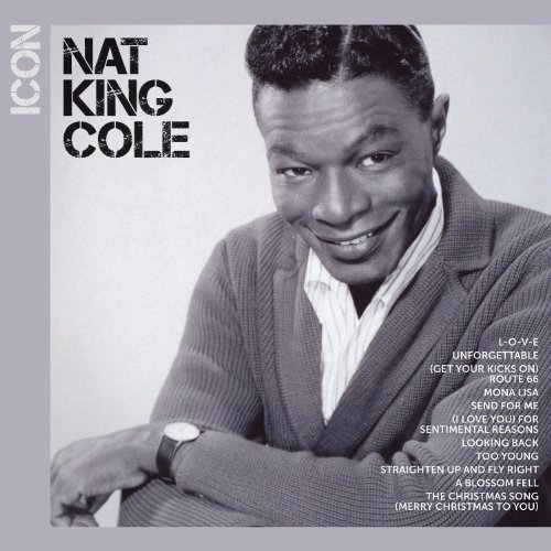 Nat King Cole Icon