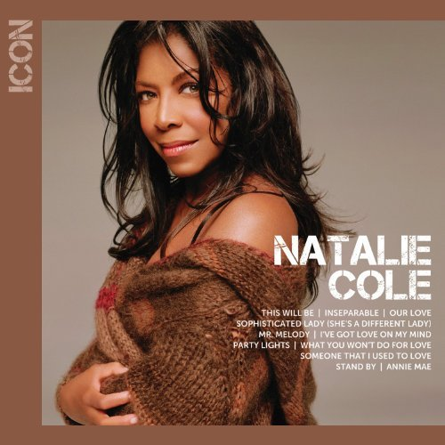 Natalie Cole Icon