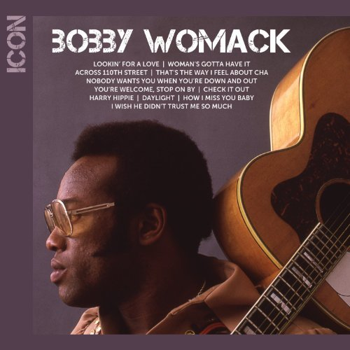 Bobby Womack Icon