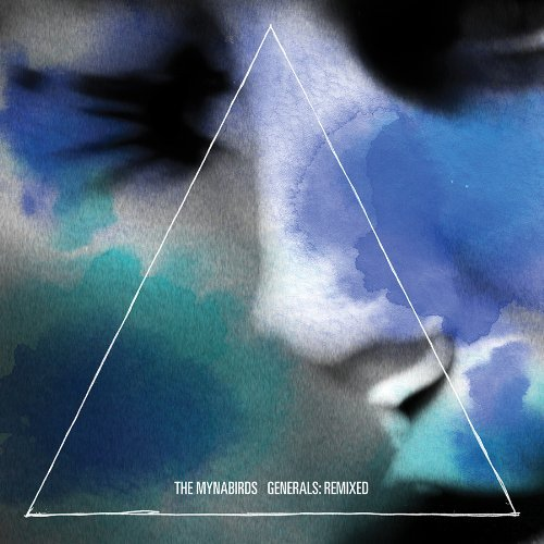 Mynabirds Generals Remixed Blue Colored Vinyl Incl. Digital Download