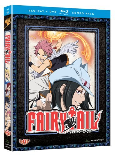 Pt. 6 Fairy Tail Blu Ray Ws Part 6