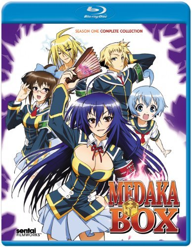 Complete Collection Medaka Box Blu Ray Jpn Lng Nr 2 Br
