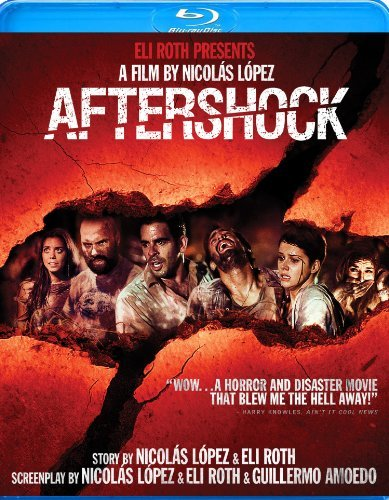 Aftershock Aftershock Blu Ray Ws R