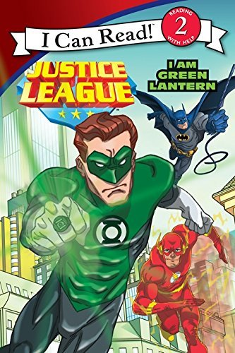 Ray Santos Justice League I Am Green Lantern