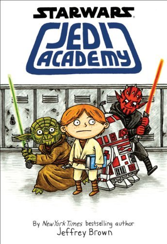 Jeffrey Brown Star Wars Jedi Academy
