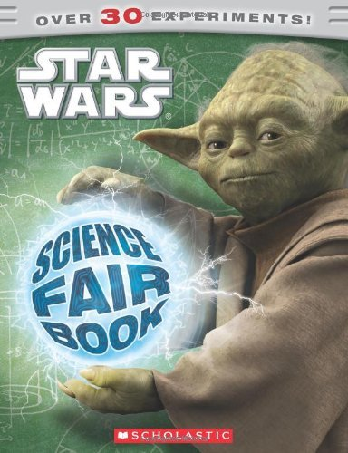Samantha Margles Star Wars Science Fair Book