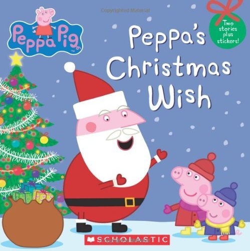 Various Peppa's Christmas Wish (peppa Pig)