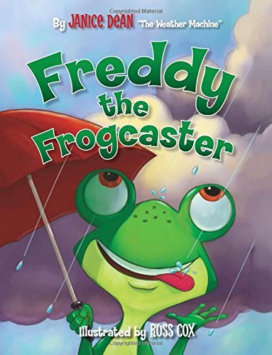 Janice Dean Freddy The Frogcaster