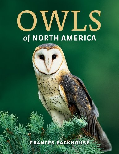 Frances Backhouse Owls Of North America