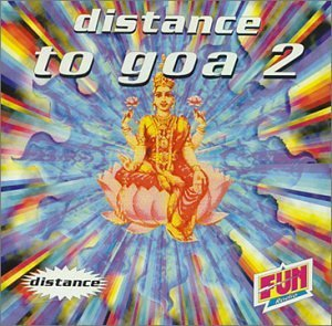Various Artists Distance To Goa 2